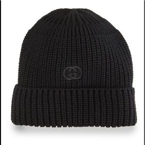 NEW Authentic Gucci Shorty Cotton Beanie Hat